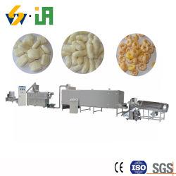 Il cereale del grano ha soffiato frumento dello spuntino che fa l'espulsore di soffio del riso del cereale che fa la macchina