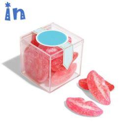 Оптовая торговля роскошь настоятельно рекомендуется пластиковую упаковку очистить акриловый конфеты/шоколад в салоне