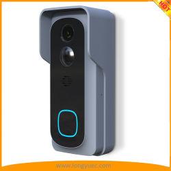 Smart WiFi étanche IP66 Vidéo sécurité Accueil sonnette sonnette