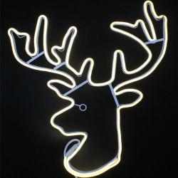 Рождество лампа стиле веревки Hy1892346 светодиодный индикатор