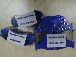 Pastiglia del freno semimetallica per BMW34116852253 Mr569597 55200-65j11