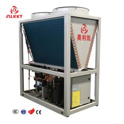 Alkkt/Swimmingpool, Niedrige Umgebungstemperatur, Modularer Luftgekühlter Scroll-Wassererhitzer/Luftkühler