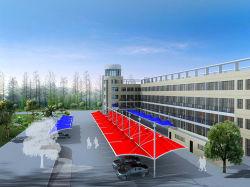 Bunte PVDF-Stahlmembran Für Parkplatz