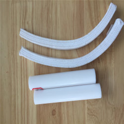 El moldeo de ingeniería de productos de PTFE de Fluoroplastic Varilla de plástico
