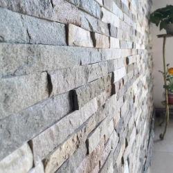 Natürlicher Schiefer kultivierte Steinaußenwand-Fliese