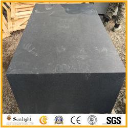 Matt/superfície conseguida G684 basalto negro/pedras da calçada de granito