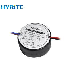 6W 350mA PVC点ライトのための一定した流れLEDドライバー