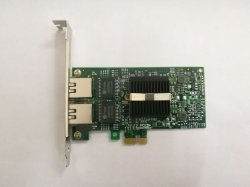 Chipset Intel 82576 Gigabit PCI Express x4 double adaptateur Ethernet SFP