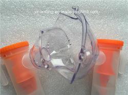 분무기 연무질 가면 또는 분무기 산소 마스크