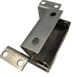 Custom Metal Flow Forming Voor Conconstruct Parts