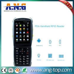 手持ち型のパッド人間の特徴をもつRFID Reader/NFC/Bluetooth/Barcodeのスキャン
