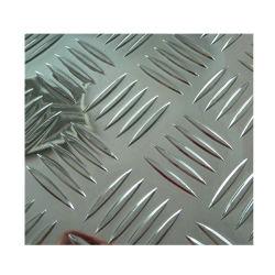 201 316L BaのCrによって浮彫りにされるステンレス鋼のチェック模様の版