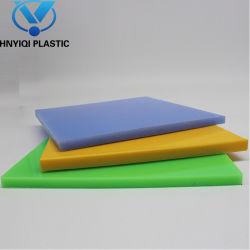 Glanzend van de Oppervlakte Plastic van het Polypropyleen Uhmwpe/hdpe/pe/pp- Blad