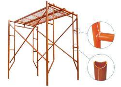 Andaimes metálicos de aço móveis