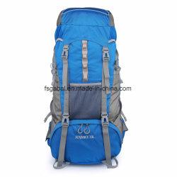 70L Professional desportos ao ar livre, trekking Viagem Mochila Backbag
