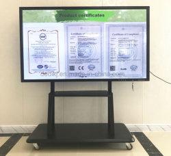Dedi Bilden-in - China 65 Inch TFT LCD Interactive Touch Screen Fernsehapparat All im Ein-PC für Meeting