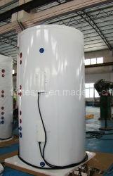 bobine de cuivre Échangeur de chaleur solaire réservoir de stockage de l'eau (2000L)