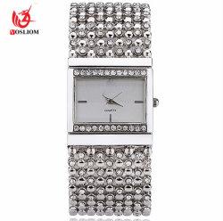 Дамы горячая продажа марок алмазов золото смотреть оптовая торговля алмазами смотреть на запястье № V612