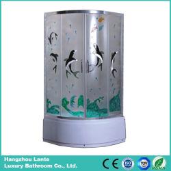 Закаленное стекло душ в ванной каюте (Л-825K)