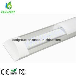 9W extrusão do alumínio tubo LED SMD LED de luz plana da fábrica de Shenzhen China