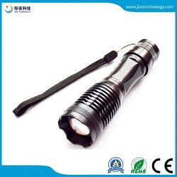 5 taktisches LED Taschenlampen-Militär der Modus-Leistungs-Taschenlampen-