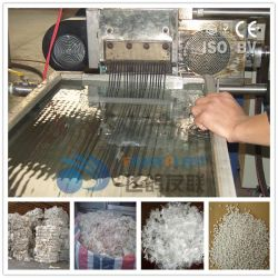 Linea di produzione di granulazione dell'Acqua-Anello del PVC del PE dei pp con a basso rumore
