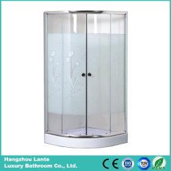 Preiswerte Preis-kundenspezifische Badezimmer-Glasgroßhandelstür-einfacher Dusche-Raum (LTS-825Orchid)