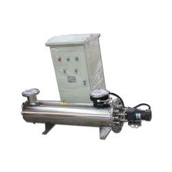 Stérilisateur UV pour l'eau industrielle / système de désinfection UV