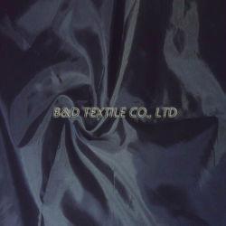 100% полиэстер из тафты ткань 70g 80g 90g одежды облицовки подушки безопасности