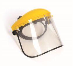 ハンドシールドの便利屋の安全ヘルメットの保護溶接のハンドシールド