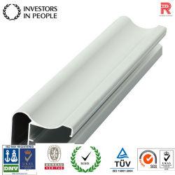Los perfiles de aluminio extrusionado de aluminio y persiana vertical