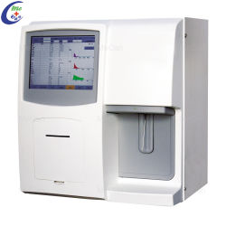 Laborgeräte 3-Teiliger Hämatologieanalysator Mit Automatischer Blutzelle