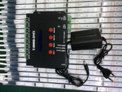 512 DMX, 5050 RGB Pixel SMD, Round Clear PC-PVC DMX LED Light, LED Tape für Motorcycle Addressable Pixels,