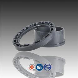 Cenit Pn16 압력 PVC 피팅 플라스틱 반석 플랜지