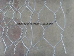 Fil galvanisé pour cage de pierre de gabions