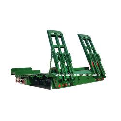 販売のためのChengda 3の車軸トラックの道のGoose-Neck Q235B材料3の車軸4車軸頑丈なISO Lowboy
