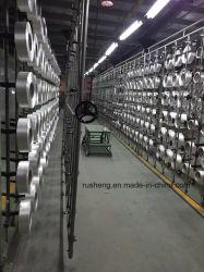 Exento de antimonio Yarns-Eco amable de Poliéster Non-Heavy Metal