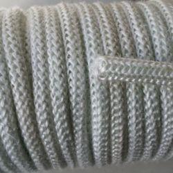 溝の詰物、オーブンのシーリングとしてガラス繊維によって編まれるロープ