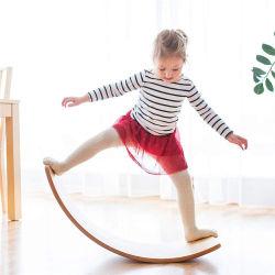 Eco Friendly Board Game Hout Kids Fitness Houten Balance Board Kinderen Speelgoed voor kinderen