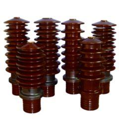 高圧低電圧の変圧器のポストの電気磁器のブッシュの絶縁体