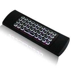 Mx3 Voar Air Mouse 2,4Ghz controlo remoto 6 Eixos Sensores de inércia para Caixa de TV