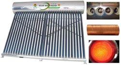 acier inoxydable Pre-Heated chauffe-eau solaire collecteur solaire