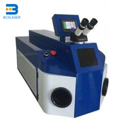 200Wデスクトップの歯科広告装置またはレーザ溶接機械YAG企業レーザーの溶接工