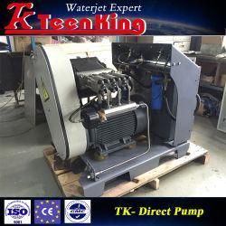 TeenkingのWaterjet機械のためのTriplex 30HPディレクト・ドライブポンプ