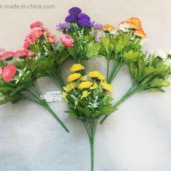 На заводе прямых оптовых другой конструкции шелковые ткани закрывается искусственные цветы