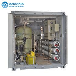 Entièrement automatique usine de traitement de l'eau par le système RO