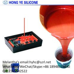 Hochtemperatur widerstehen Silikon-Gummi für elektronische Produkte