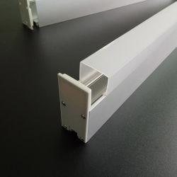 Ângulos de canto em alumínio Canal de alumínio para a faixa de LED de perfil de alumínio LED LED de iluminação do nariz das escadas de alumínio