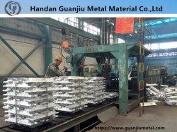 Китай дешевые и цена Ingot из алюминия чистотой 99%-99,9° %