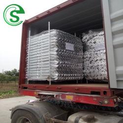 Rails en acier inoxydable 304 poteau de rotule Post